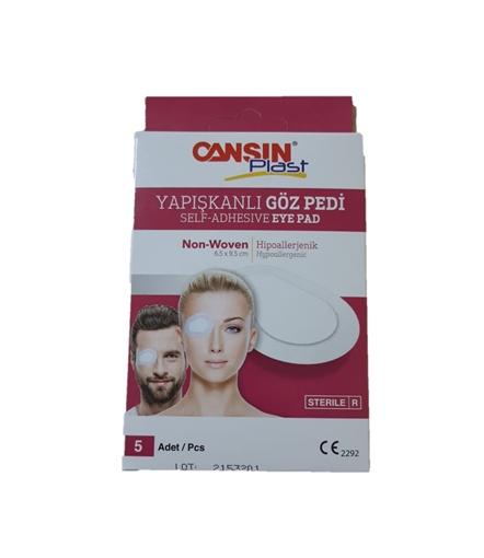 Picture of CANSINPLAST GOZ PEDI YETISKIN  5 ADETLI (532S)