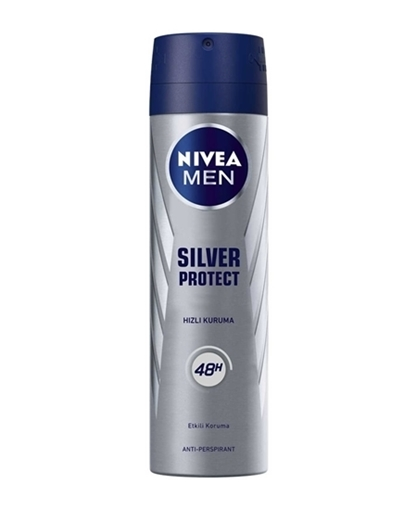 Picture of NIVEA DEO SILVER PROTECH 150 ML (BAY)