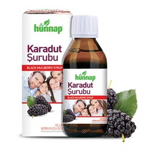 HUNNAP KARADUT SURUBU 50 ML resmi
