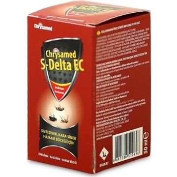 CHRYSAMED S-DELTA EC 50 ML resmi