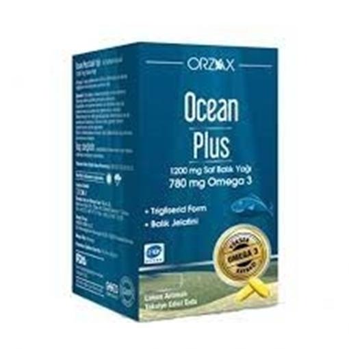 Picture of OCEAN PLUS 1200MG.50KAP.