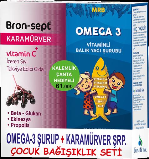 Picture of MRB OMEGE-3 ŞRP+BRON-SEPT KARAVÜRMER ŞRB (ÇANTA HD