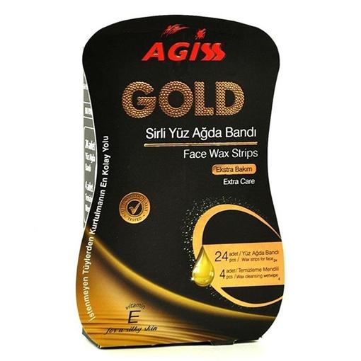AGISS GOLD SIRLI YUZ AGDA BANDI 24 LU resmi