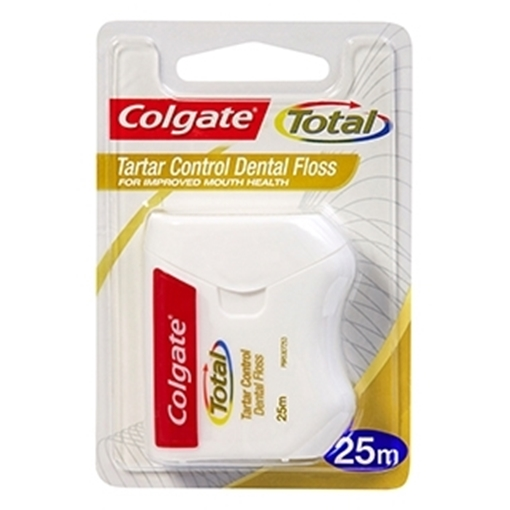 Picture of COLGATE TARTAR CONTROL EXENTAL FLOS DIS IPI 25M