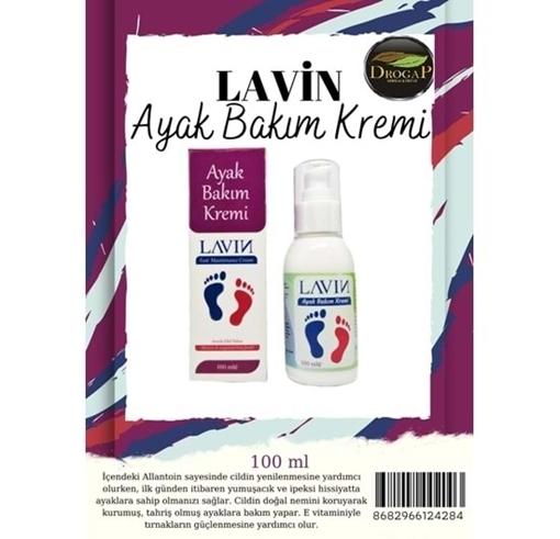 Picture of LAVIN AYAK BAKIM KREMI 100 ML